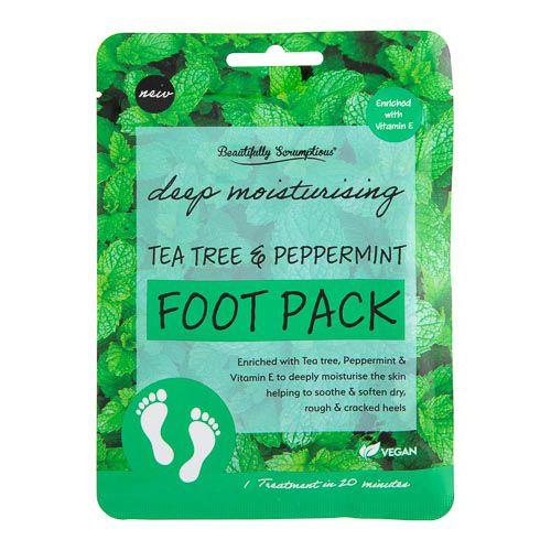 Tea Tree & Peppermint Footpack