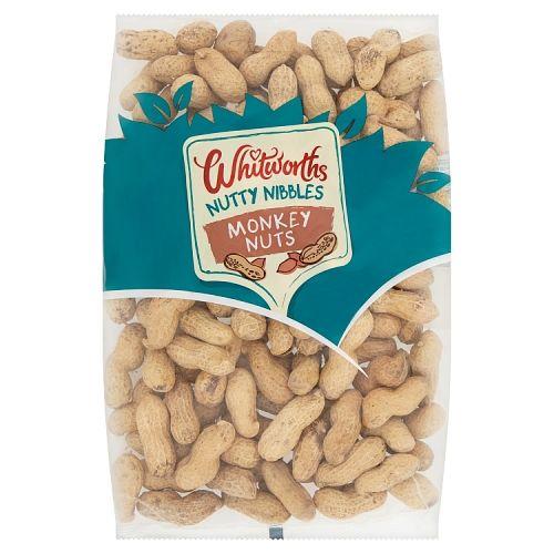 Whitworths Monkey Nuts 300g