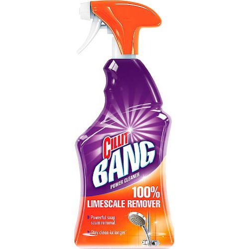 Cillit Bang Power Cleaner Limescale & Grime 750ml
