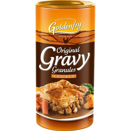 GOLDENFRY ORIGINAL GRAVY GRANULES CHICKEN 400G