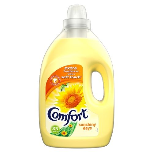 Comfort Fabric Conditioner Sunshiny Day 3l