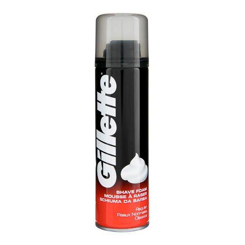 Gillette Regular Shaving Foam 200ml