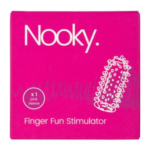 NOOKY FINGER FUN STIMULATOR