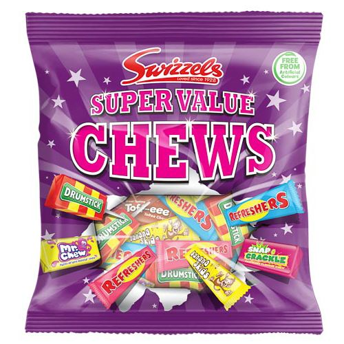 Super Value Chews 210g