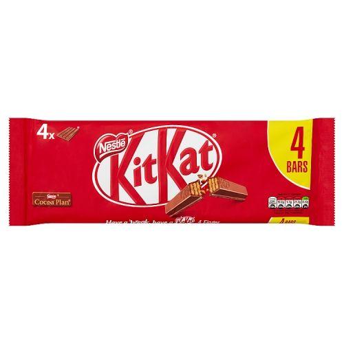 Nestle Kit Kat 4 Finger 4 Pack