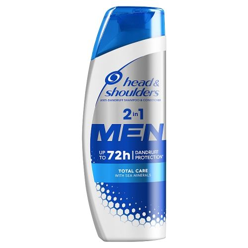 HEAD&SHOULDERS MEN ULTRA TOTAL CARE SHAMPOO 225ML