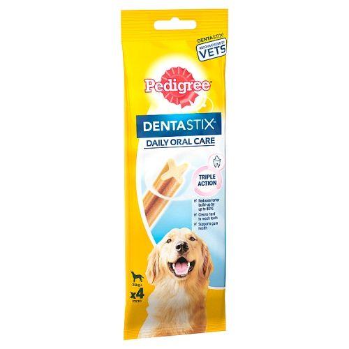 Pedigree Dentastix Large 4 Pack