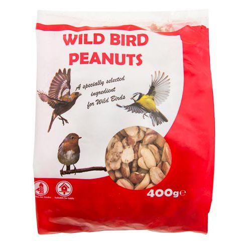 WILD BIRD PEANUTS 400G