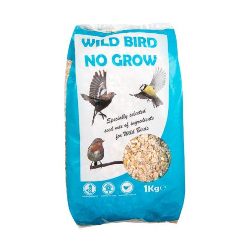 Wild Bird No Grow Mix 900g