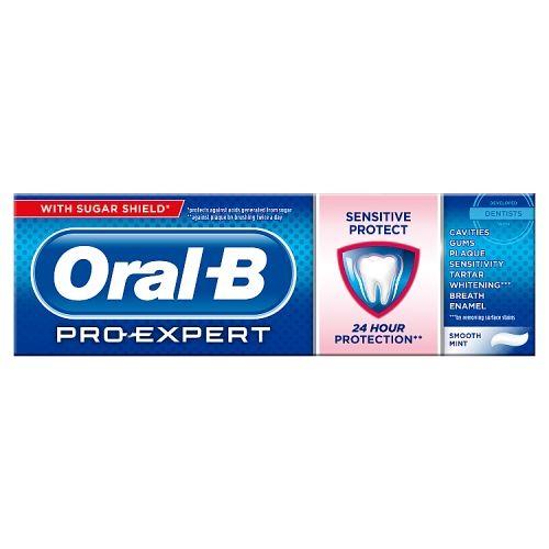 Oral B Pro Sensitve Whitening Toothpaste 75ml