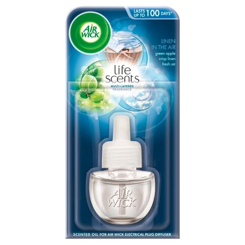 Airwick Oil Electric Refill Linen In the Air 17ml