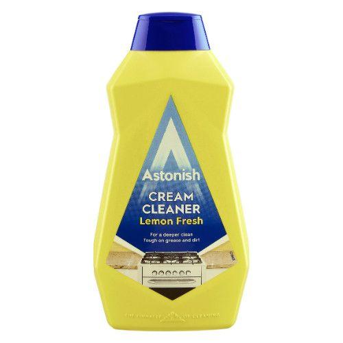 ASTONISH CREAM CLEANER LEMON FRESH 500ML