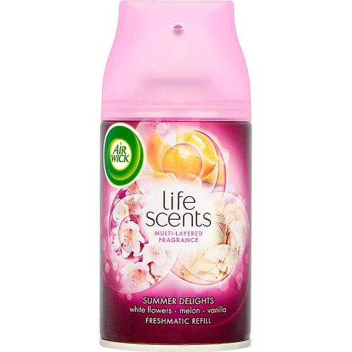 AIR WICK FRESHMATIC REFILL SUMMER DELIGHTS 250ML