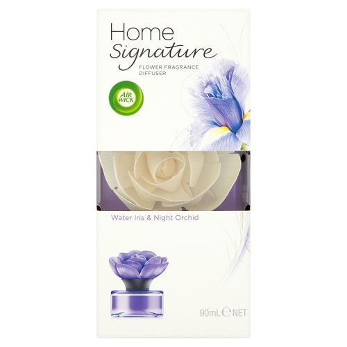 AIR WICK FLOWER DIFFUSER IRIS & ORCHID 90ML