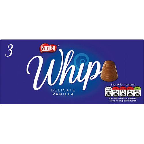 VANILLA WHIP 3PK