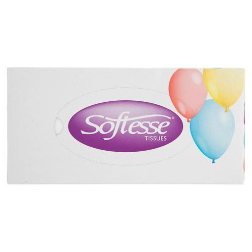 Softesse Family Tissue White 172g