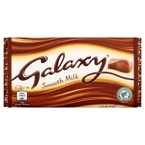 Galaxy Chocolate Block 110g