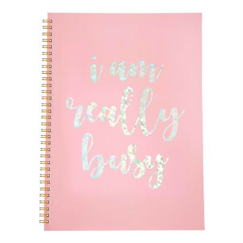 PASTELS DESIGN A4 NOTEBOOK