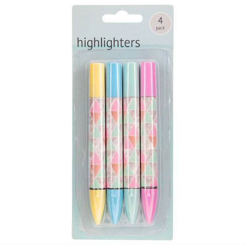 PASTELS HIGHLIGHTERS