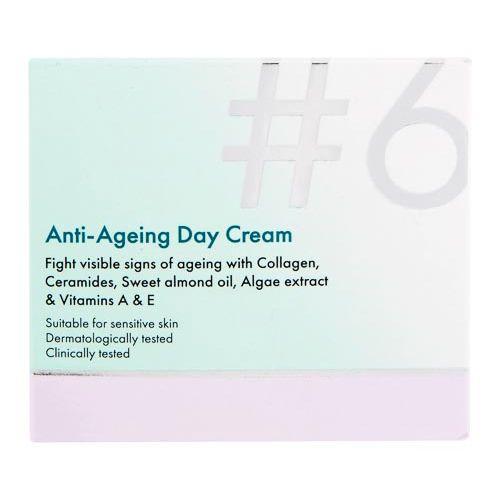 #6 Anti Wrinkle Day Cream 50ml