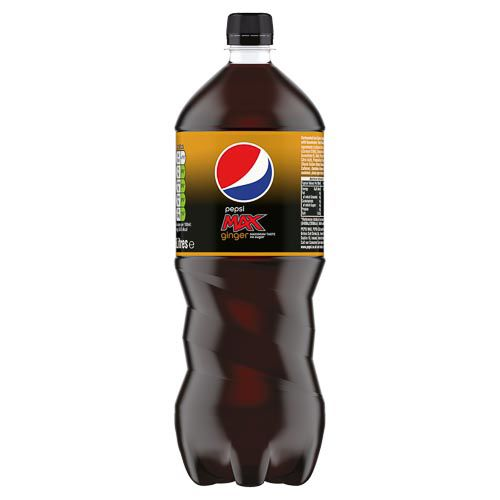 Pepsi Max Ginger 1.5 Litres