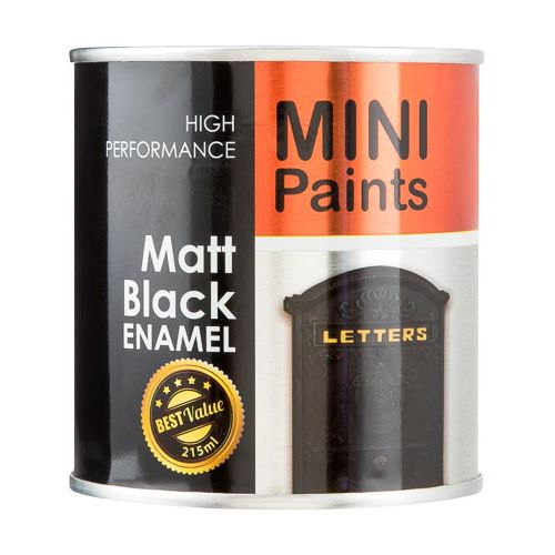 Your Home Matt Black 215ml