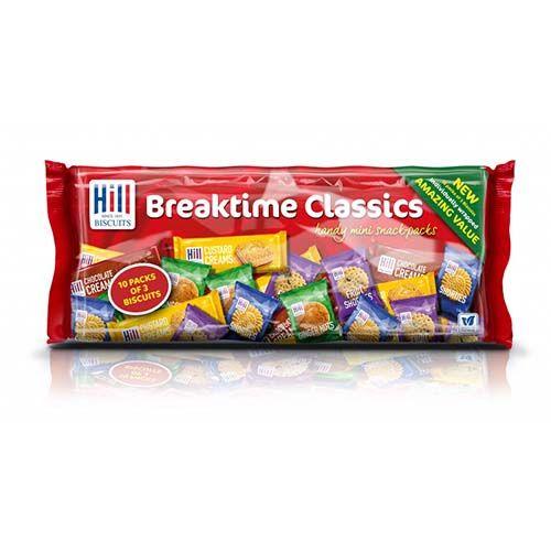 BREAKTIME CLASSICS 10PK