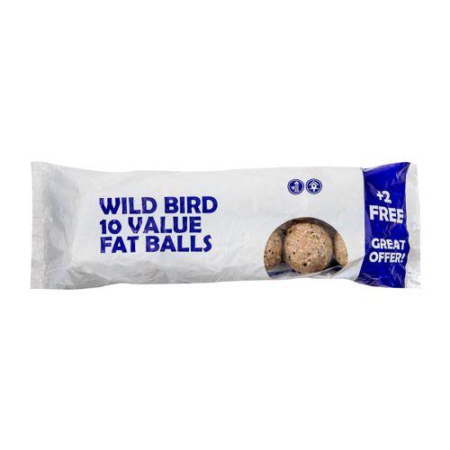 Value Fat Balls 10+2 Free