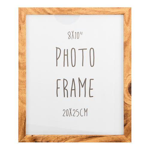 Photo Frame Oak 8x10