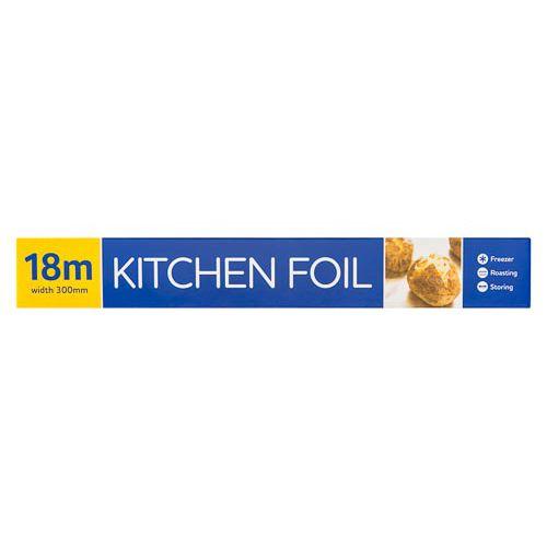 Kitchen Foil 300mm X 18m