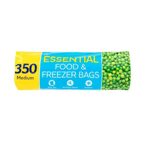 Food Bags On A Roll 350 Pack