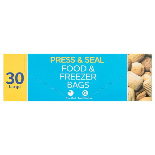 Resealable Bags 30 Pack