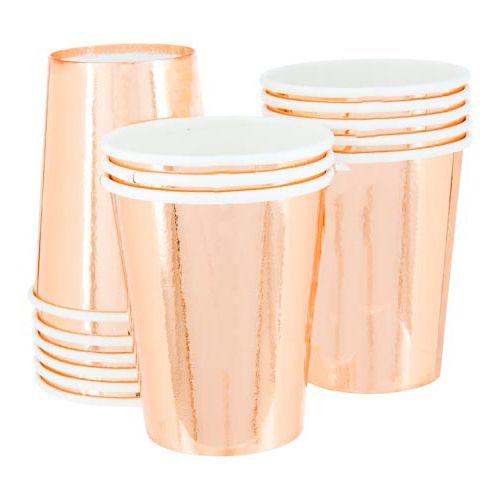 Metallic Cups 16pk