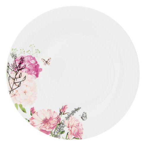 Floral Dinner Plate