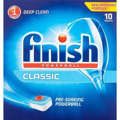 FINISH POWERBALL CLASSIC POWERBALL 10 TABLETS