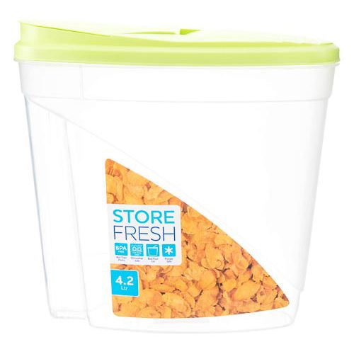 Cereal Container 4.2l