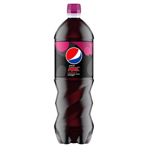 Pepsi Max Cherry 1.25 Litres