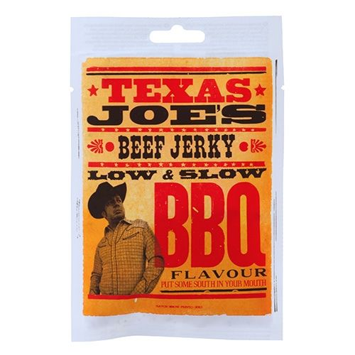 20G TEXAS JOE SLOW BEEF JERKY