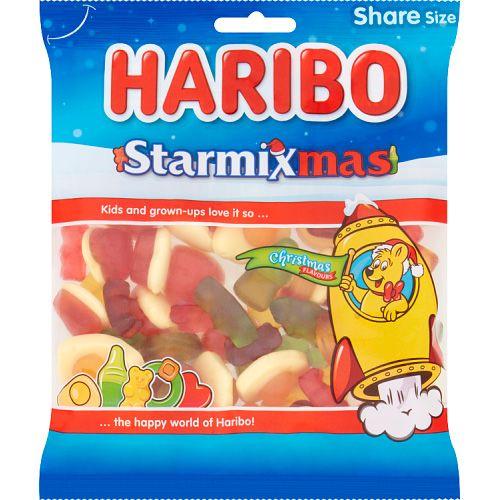 190G HARIBO STARMIXMAS