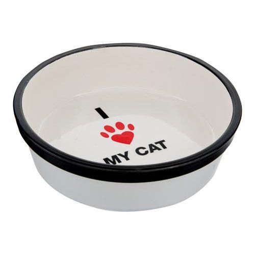 Ceramic Cat Bowl