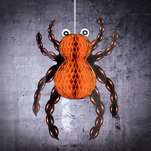 CONCERTINA DECORATION SPIDER