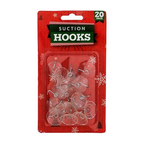 Window Suction Hooks 20 Pack