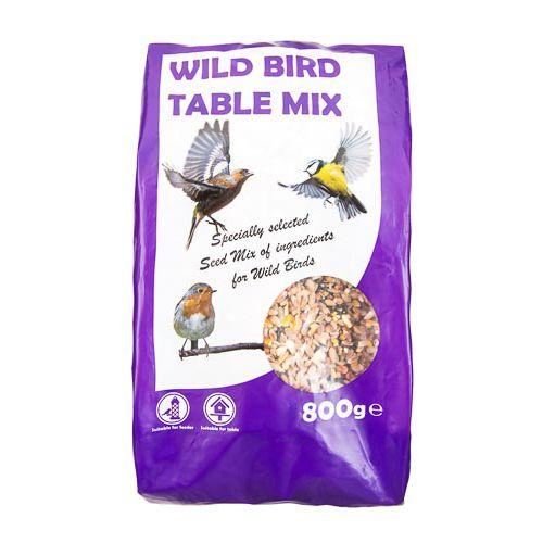 Wild Bird Table Mix 800g