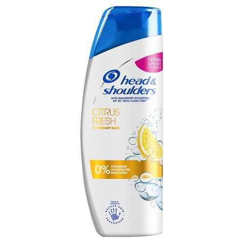 Head & Shoulders Shampoo Citrus 250ml