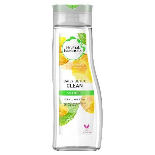 Herbel Essences Shampoo Daily Detox Clean 400ml