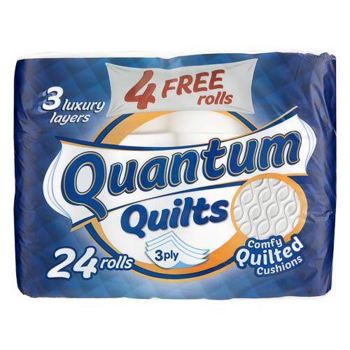 Quantum Quilts Standard 24 Pack