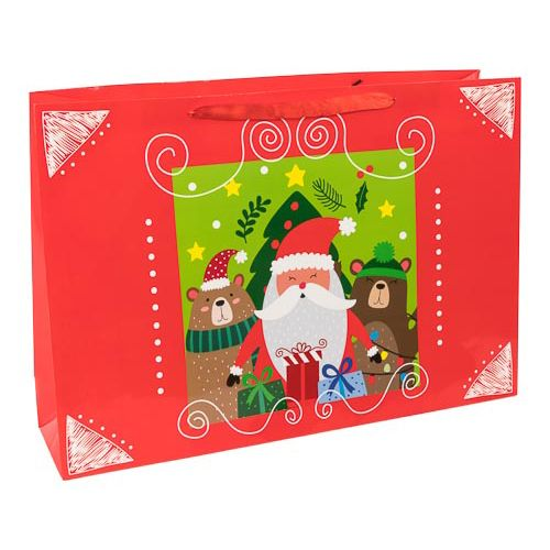 LANDSCAPE JUMBO CHRISTMAS BAG