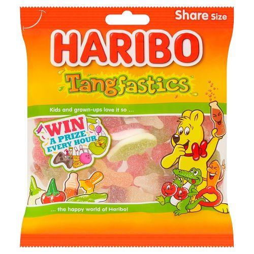 HARIBO TANGFASTICS 190G