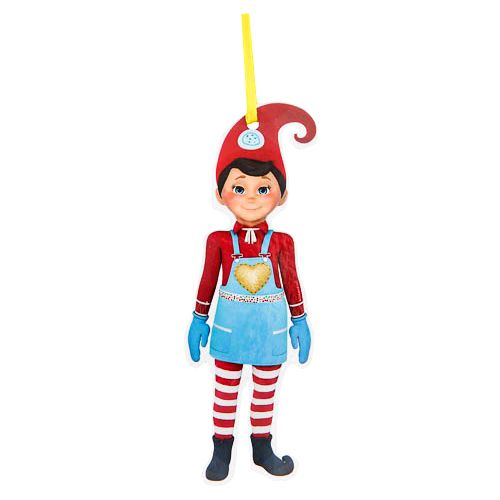ELF CHRISTMAS TREE DECORATIONS