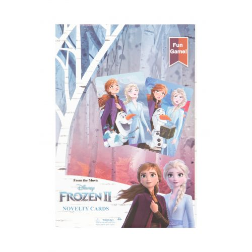 FROZEN 2 PLAYING CARDS 2 PACK